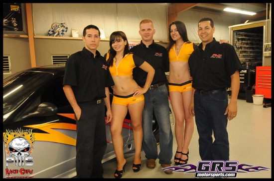 Pms Race Cars Corp